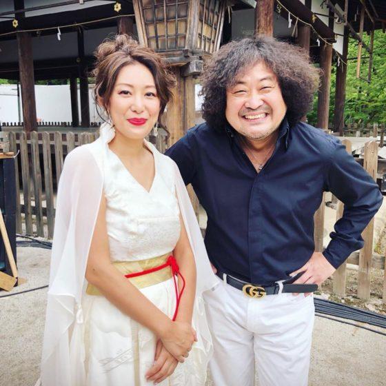 上賀茂神社 御即位奉祝奉納 葉加瀬太郎 音楽祭 に出演