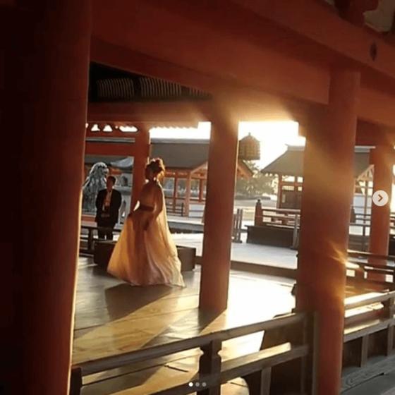 厳島神社 奉納演奏