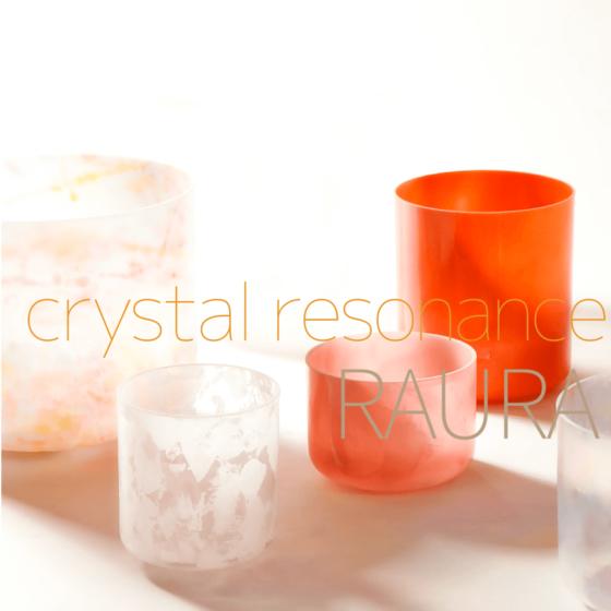 crystal resonance Large